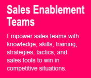 How We Help Sales Enablement Teams